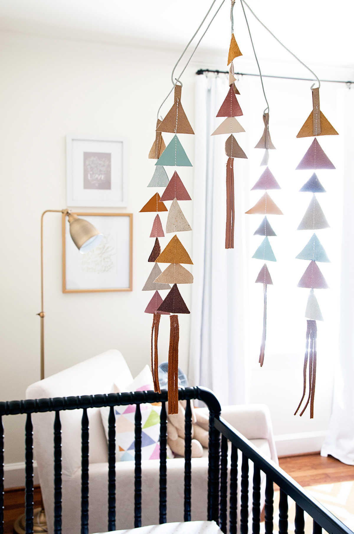 neutral baby nursery inspiration