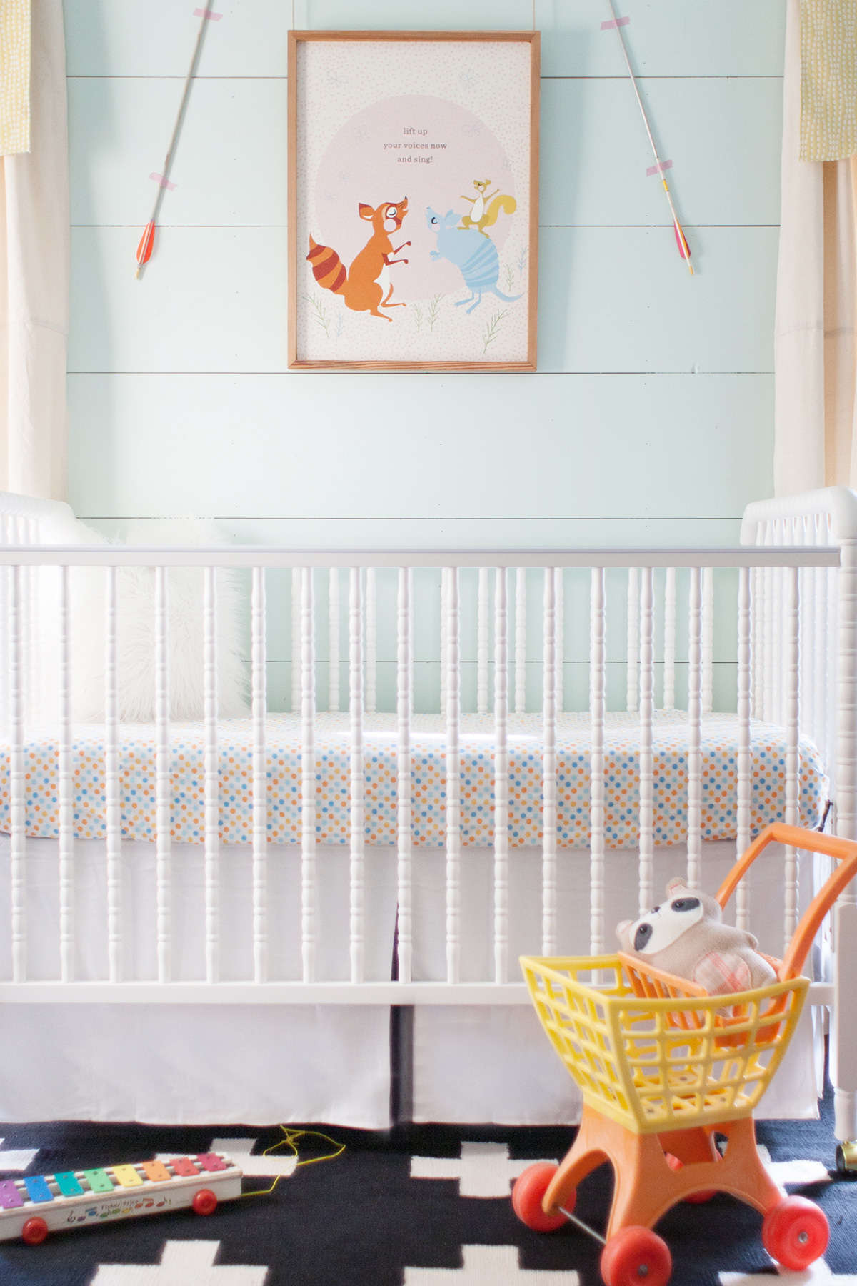 crib bedding inspiration