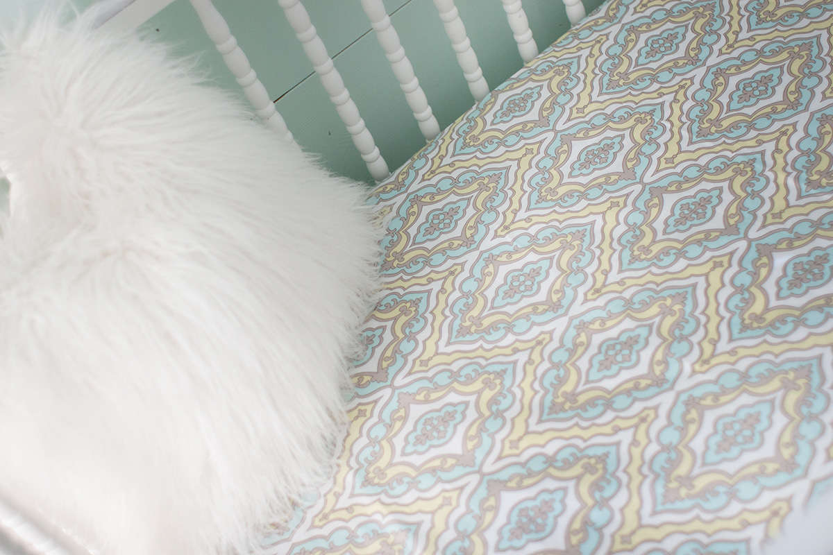 crib bedding inspiration