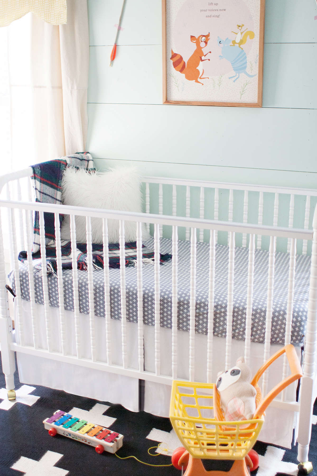 baby bedding inspiration