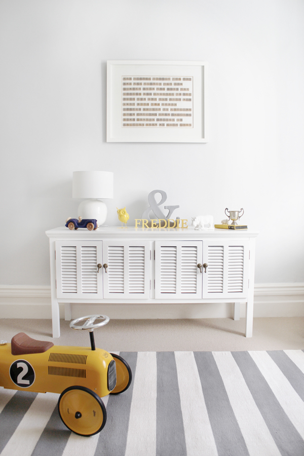 Fredu0027s Nautical Nursery Lay Baby