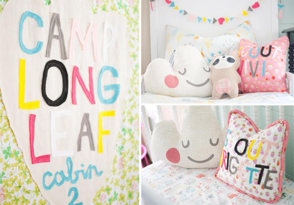 baby room pillows