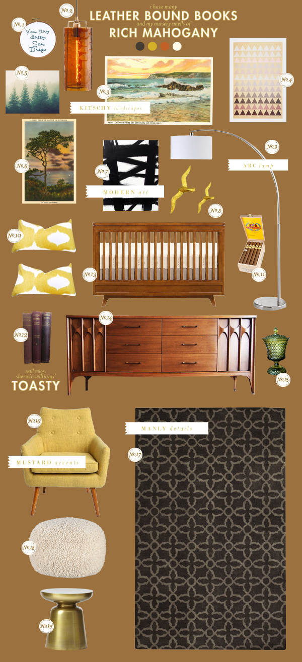 anchorman baby room ideas