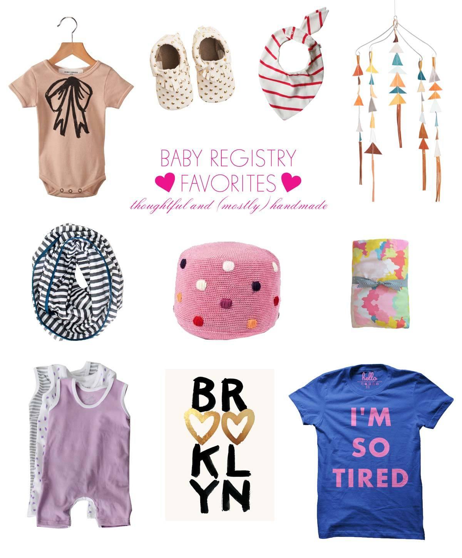 baby registry baby list