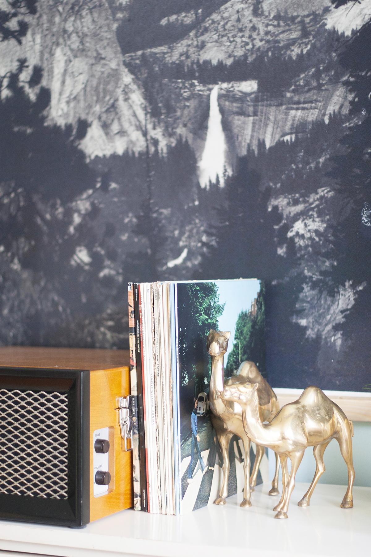 DIY baby room art