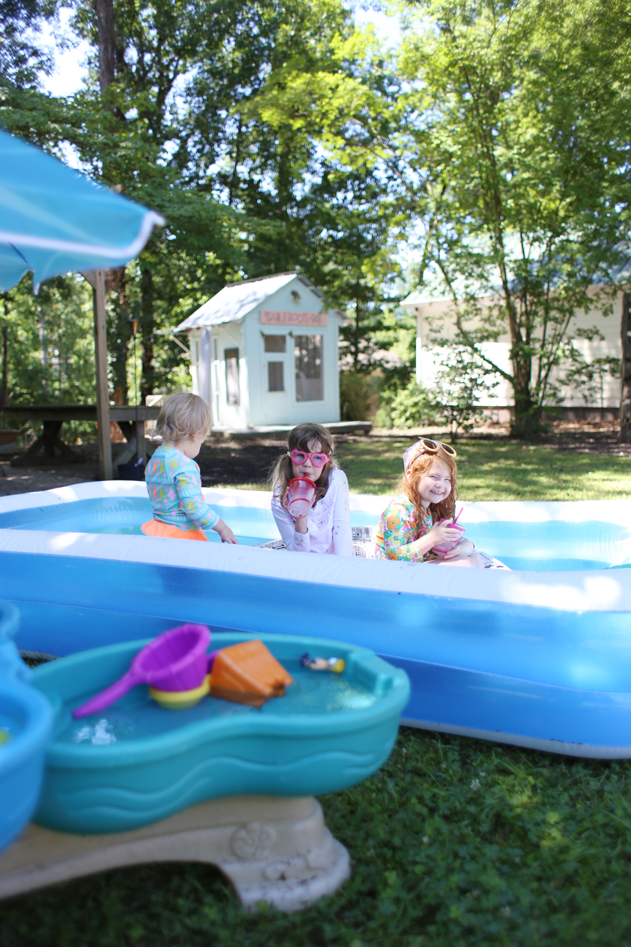 the best backyard water fun for kids lay baby lay lay