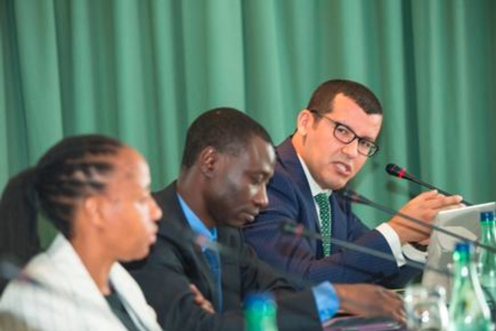 Wide pool of experience key to shaping young African enforcers