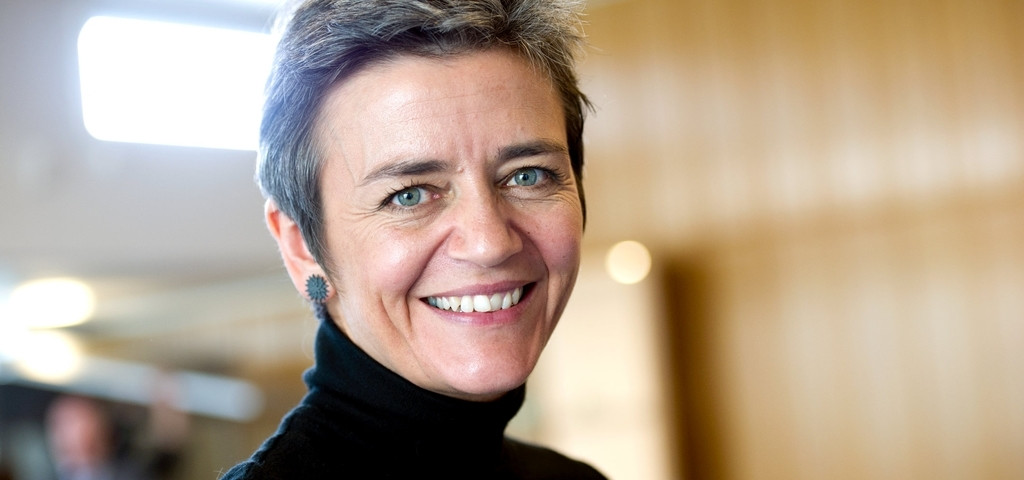 Vestager urges enforcers to restore trust in globalisation