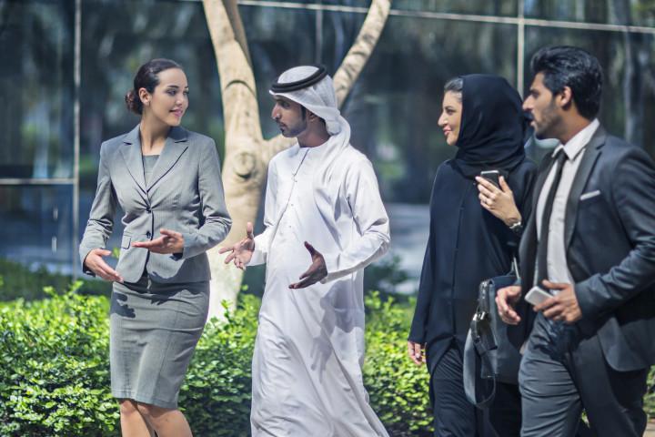 We lag behind on diversity, Ziadé warns