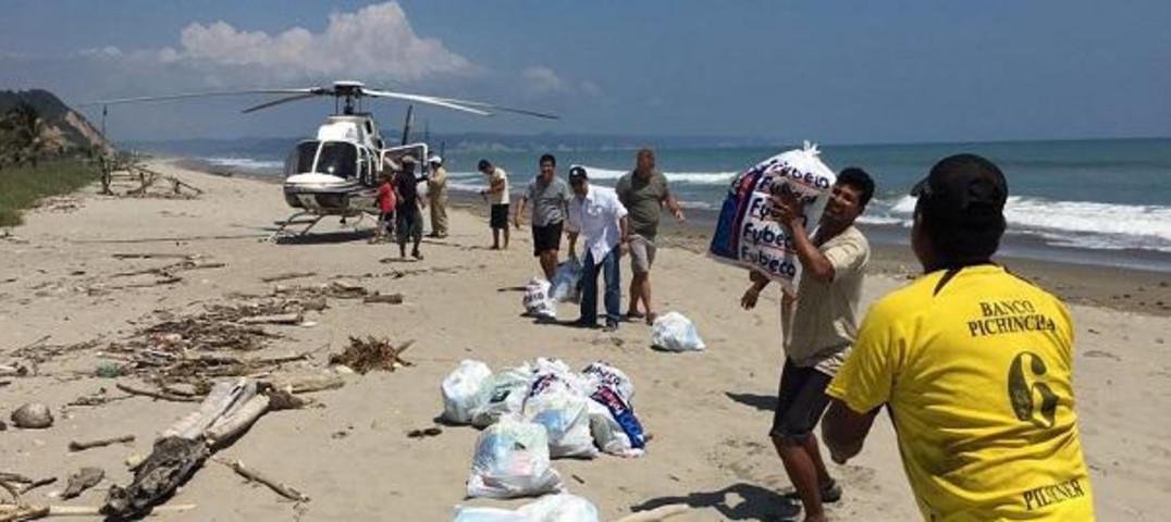 Ecuador rising: legal market responds to earthquake