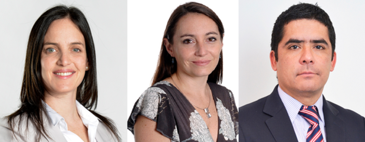 Carey promotes three to counsel