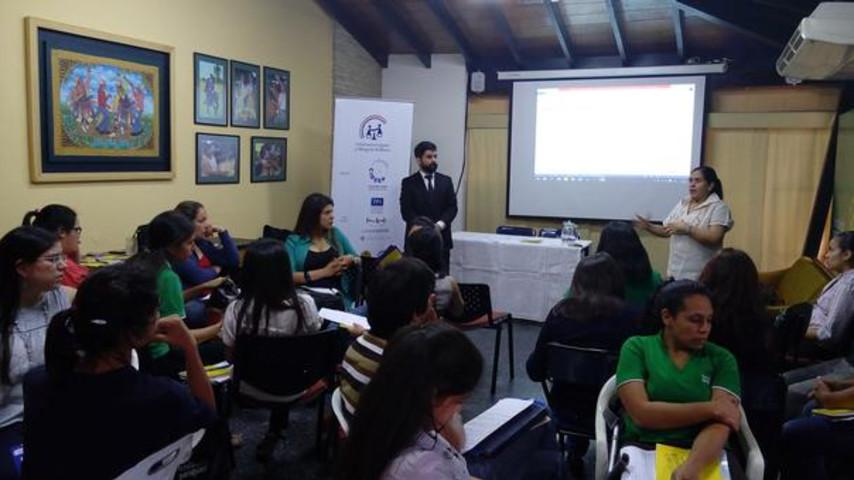 Pro bono profile: Paraguay's CIDSEP