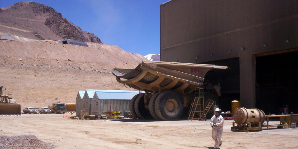 China makes record investment in Argentina's mining sector