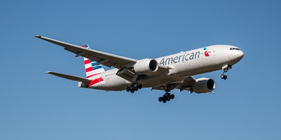 Haynes and Boone guides American Airlines Cuban take-off