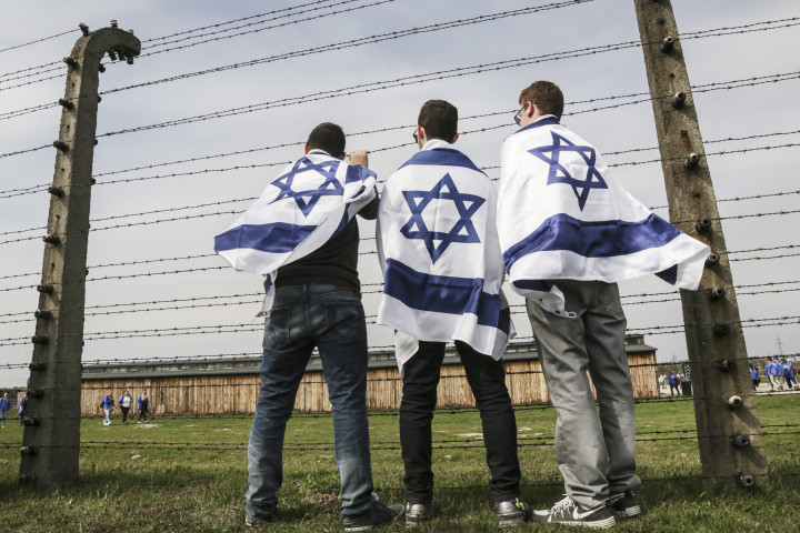 Israeli enforcer seeks prosecution of Holocaust school trip cartel
