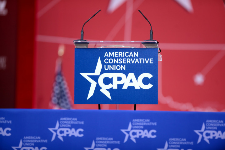Conservative organisation sues over CPAC exclusion
