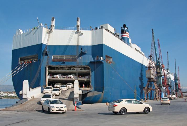Korea fines roll-on roll-off cargo cartel