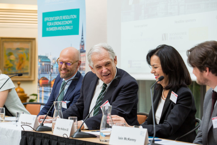 GAR Live Lookback: Stockholm - What makes a good arbitrator?