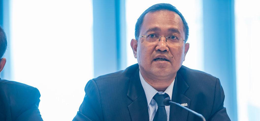 Despite time crunch, Thai enforcer to meet deadline