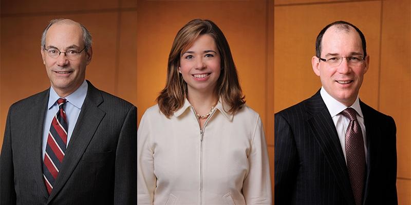 Siemens: the negotiators