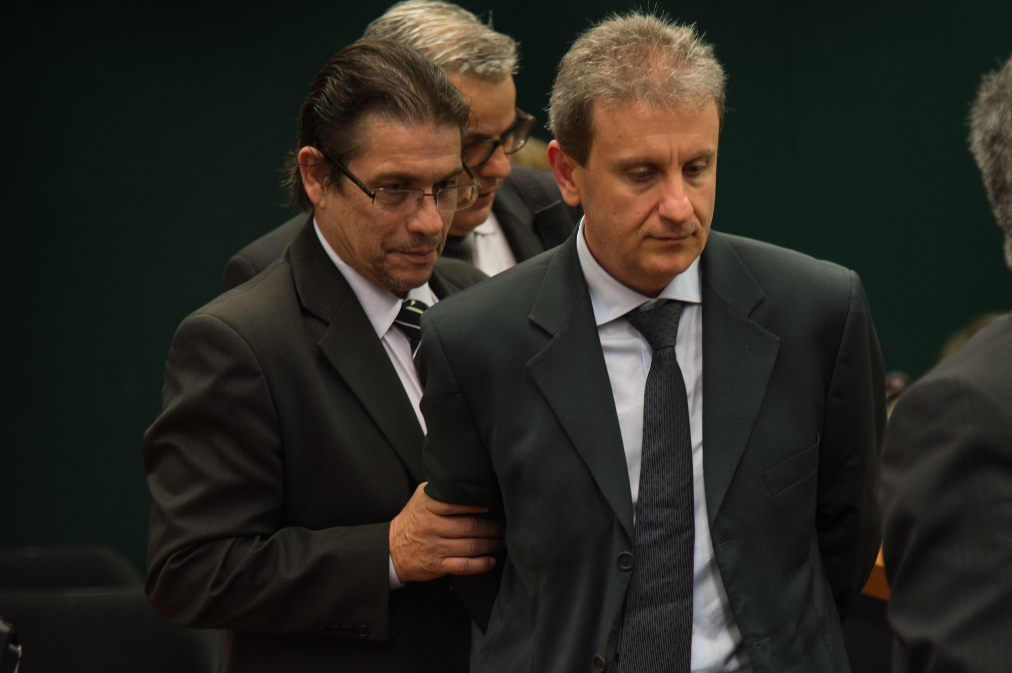 The agents linked to the Petrobras corruption scandal