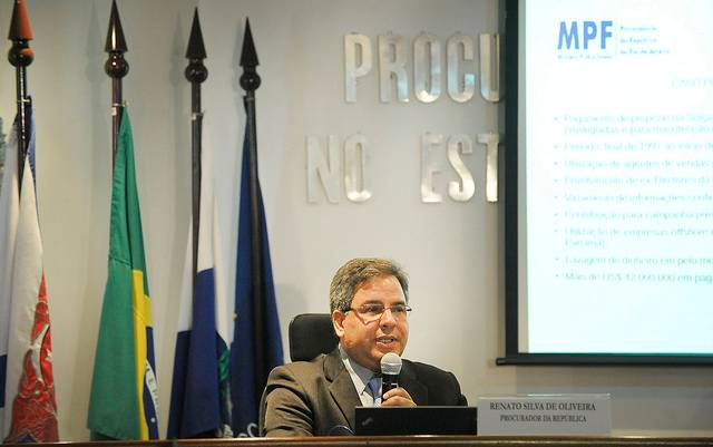 Brazil uses SBM Offshore charges to demand cooperation