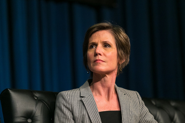 Yates Memo policy likely to continue under Trump, DAG says