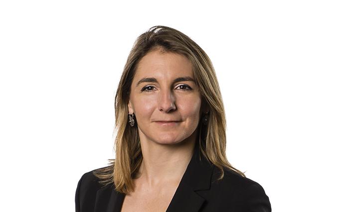 Céline Domenget Morin: partner at White & Case in Paris