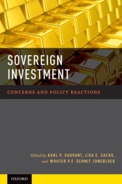 BOOK REVIEW: Sovereign Investment: Concerns and Policy Reactions