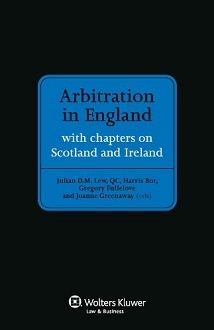 BOOK REVIEW: Arbitration in England with chapters on Scotland and Ireland
