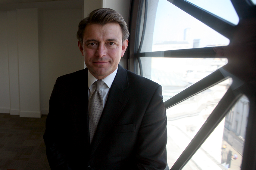 SFO's fraud head departs for US firm