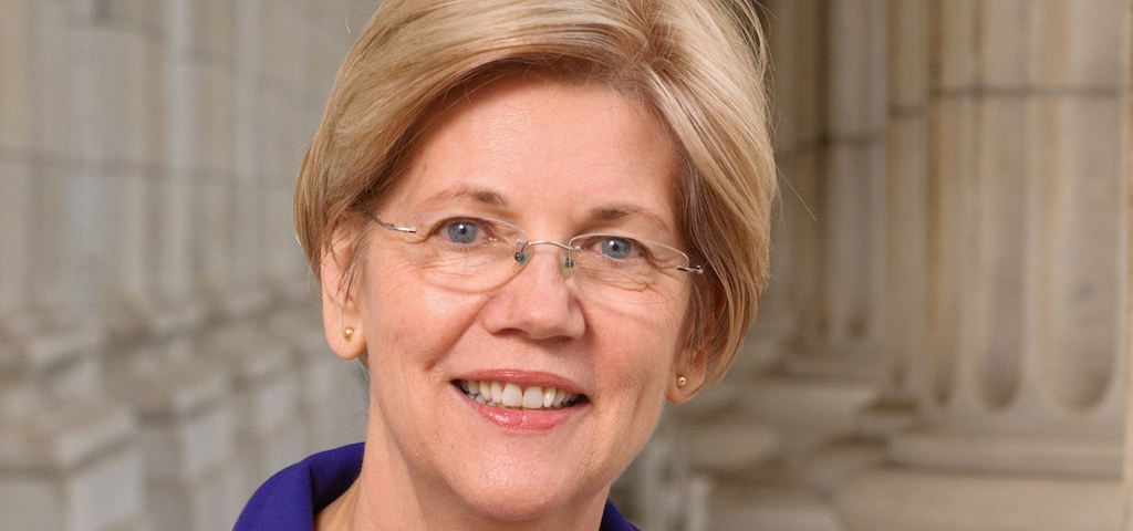 Warren: antitrust can help fix broken politics