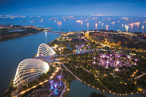 Singapore's Investigations Bar