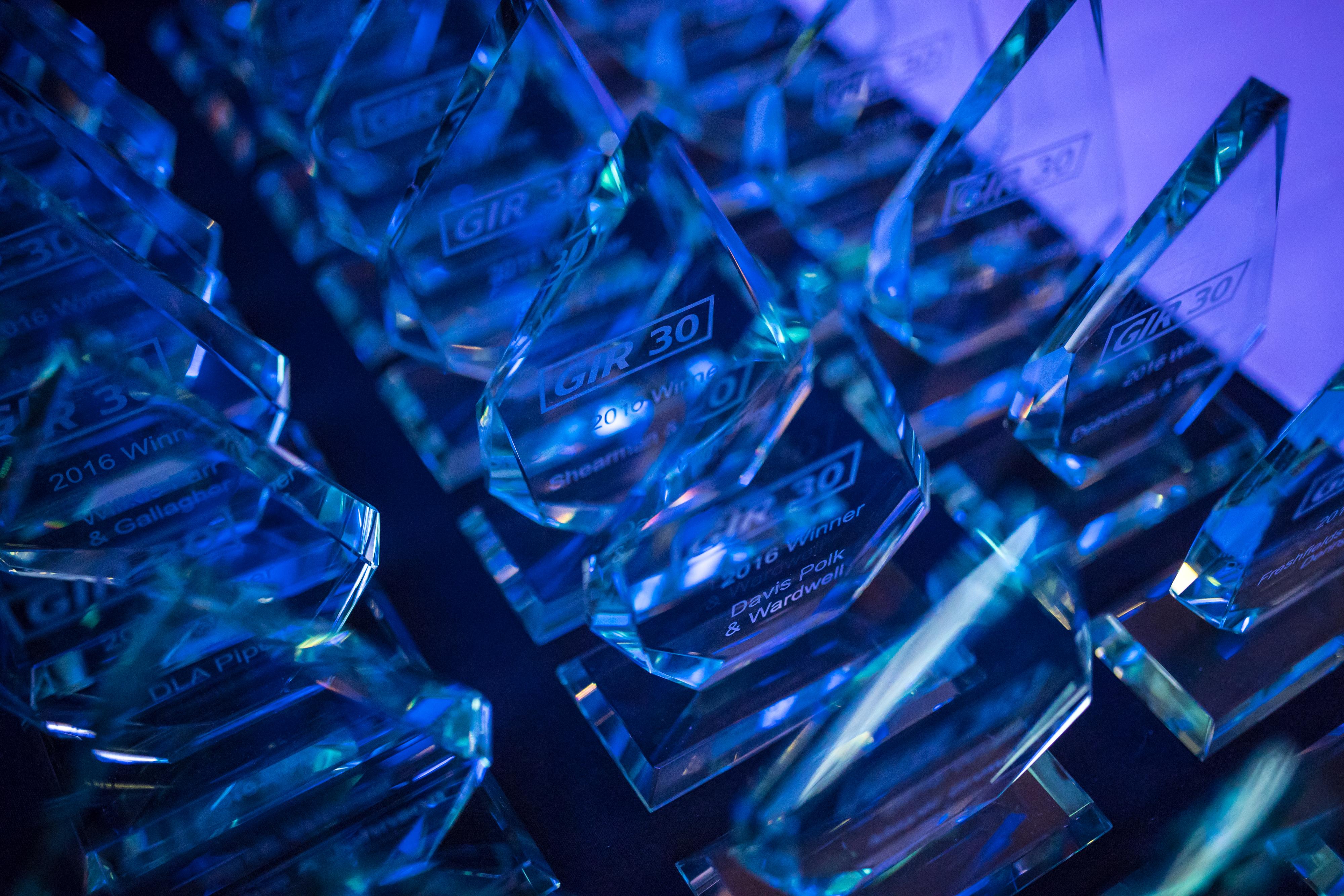 GIR Awards 2017 – The Winners