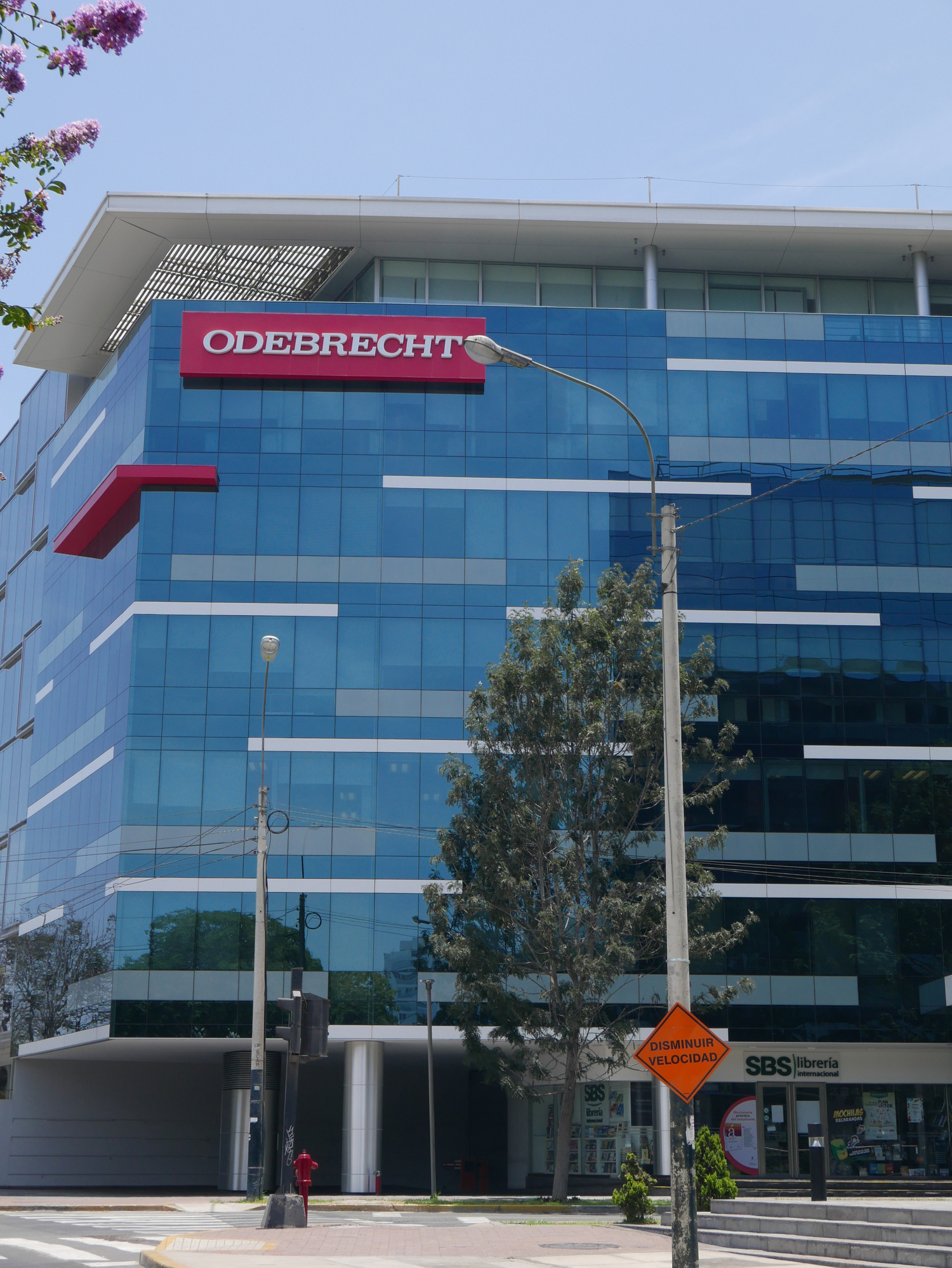 US and Brazil agree local Odebrecht monitors