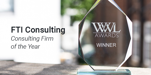 Consulting Firm of the Year 2017
