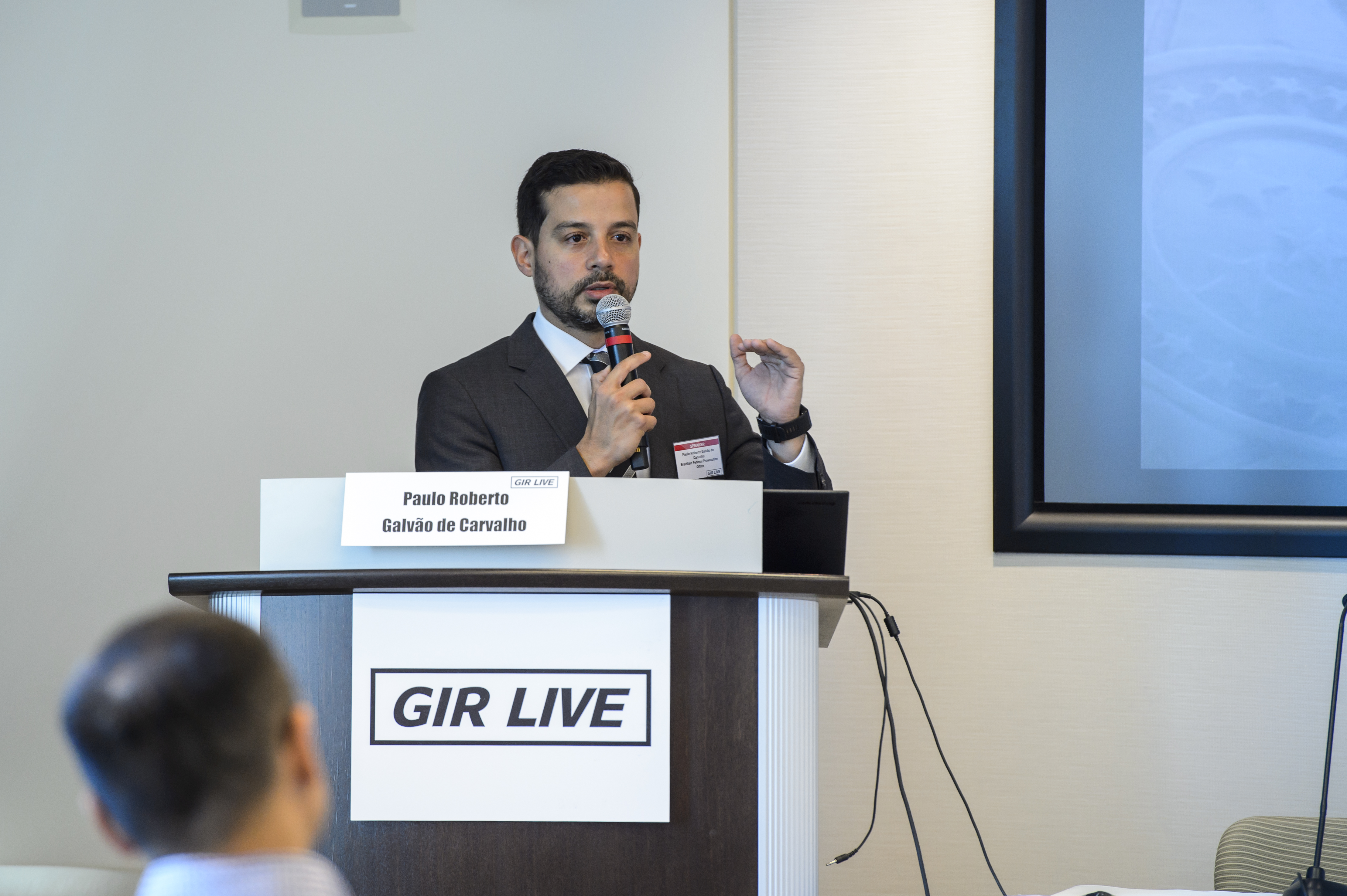 GIR Live: Petrobras prosecutor warns of conflicts of interest at Brazilian government agencies