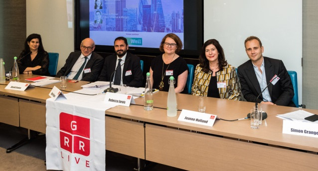 GRR Live London: the English scheme - repair or replace?