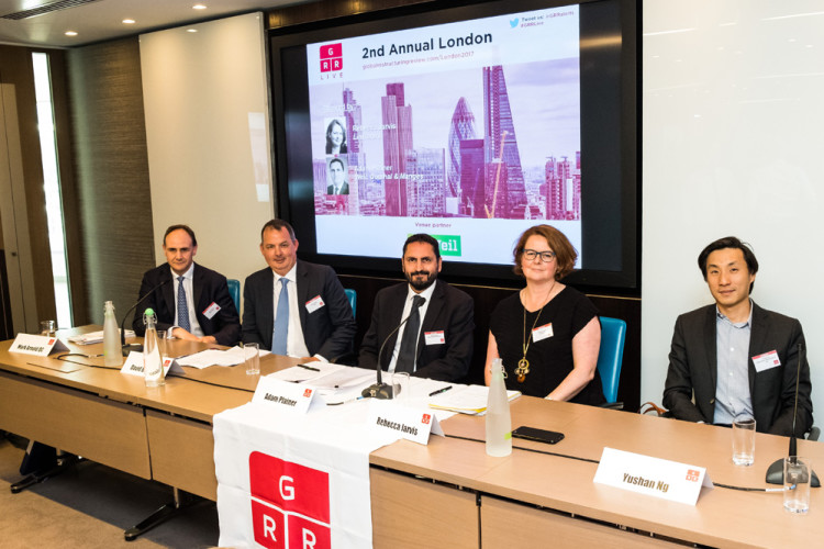 GRR Live London: How to increase your leverage in a restructuring