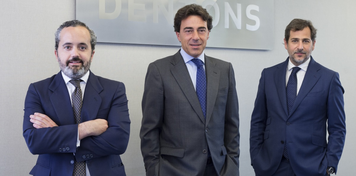 Dentons promotes partners in Madrid