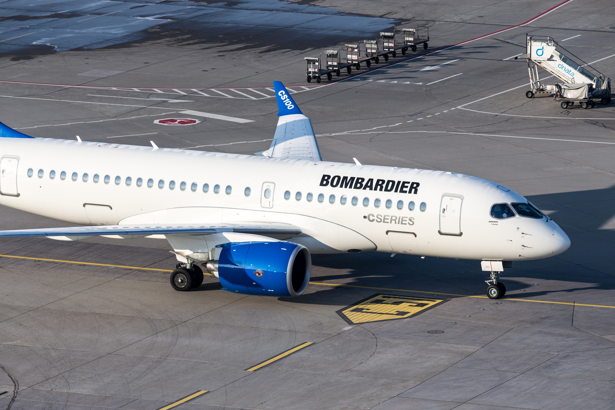 Sweden considers Bombardier charges in Azerbaijan bribery case