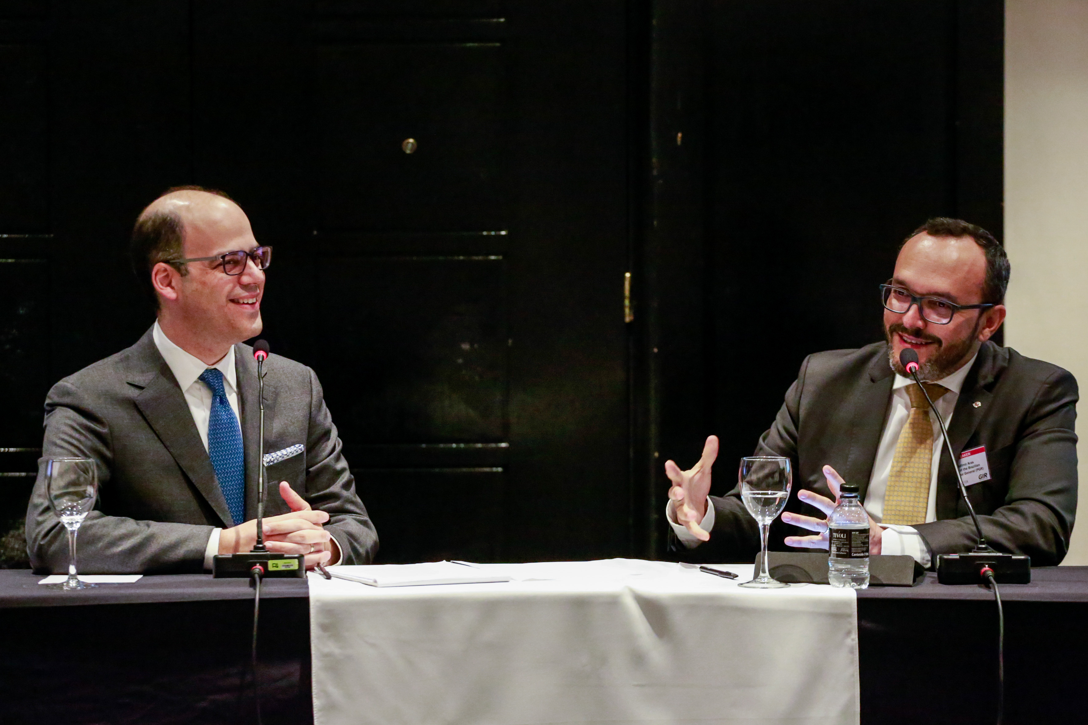 Andrew Levine and Vladimir Aras