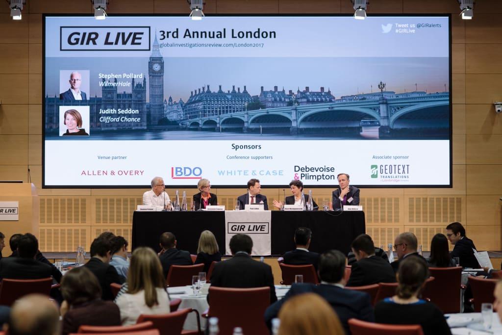 GIR Live London - DPAs: the new normal?