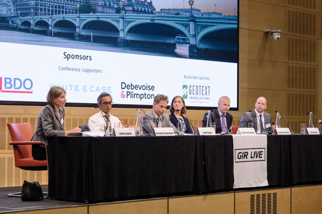 GIR Live London: Lawyers criticise UK plans to expand corporate criminal liability