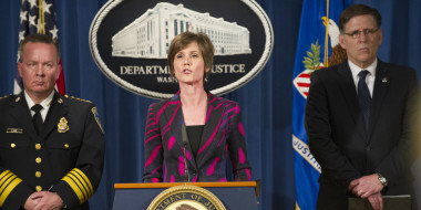 Sally Yates rejected bolder approach to declinations