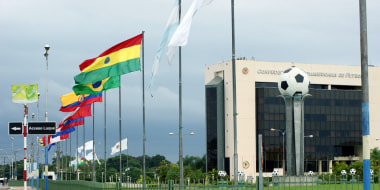 DOJ was unsatisfied with Conmebol cooperation in Fifa bribery case