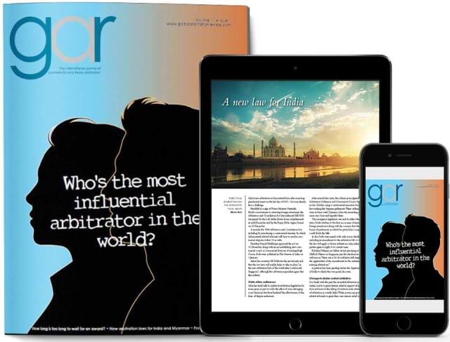 GAR issue 11.1