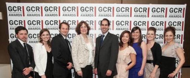 GCR Awards: team winners