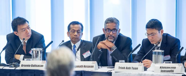 Singapore ASEAN roundtable