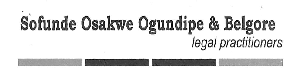 Sofunde, Osakwe, Ogundipe & Belgore